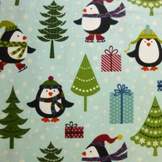 JOLLY PENGUIN & FRIENDS Holiday