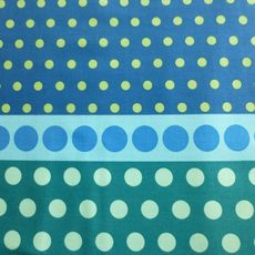 DOT CRAZY Playground Teal