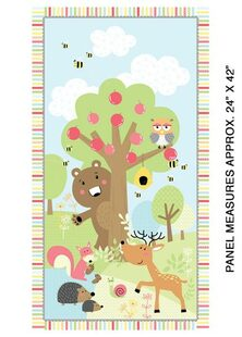 FRIENDSHIP FOREST Panel Multi