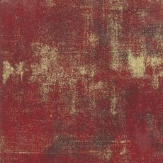 GRUNGE METALLIC Red Berry