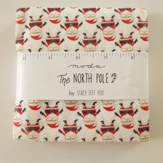 Charm Pack THE NORTH POLE 1 Stück