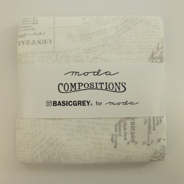 Compositions Charm Pack von Moda