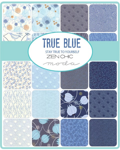 True Blue-Kollektion bei Makini